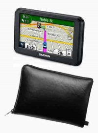 "Чехол Garmin nuvi 40 4.3"" Black"