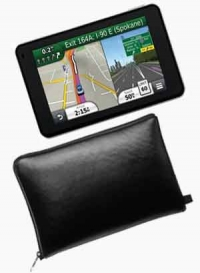 "Чехол Garmin Nuvi 3490LMT 4.3"" Black"