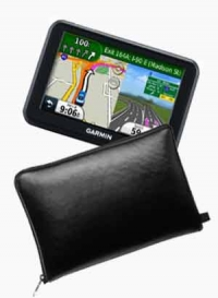 "Чехол Garmin nuvi 50 5"" Black"