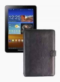 "Чехол Samsung Galaxy Tab 7.7"" Black"