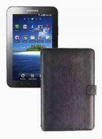 "Чехол Samsung Galaxy Tab 7"" Black"