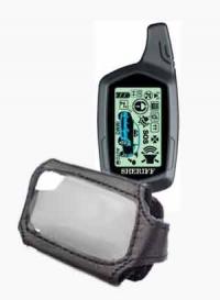 Чехол для брелка Sheriff ZX-750 Black
