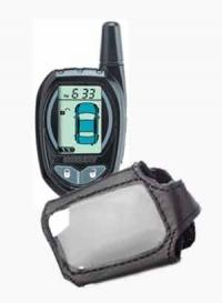 Чехол для брелка Sheriff ZX-925/1055 Black