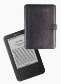 "Чехол Amazon Kindle 3 Wi-Fi 6"" Black"