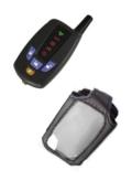 Чехол для брелка Pantera SLK-100/SLK-150/SLK-175 Black