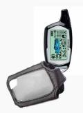 Чехол для брелка Sheriff ZX-940/945/1090/1095 Black